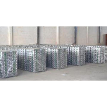 High Purity Aluminum Ingot 99.5%Min, 99.7%Min, 99.8%Min (A5, A7, A8)