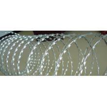 Venta caliente galvanizado Razor Wire SL23
