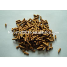 factory price Brown iron oxide desulfurizer for fertilizer industry