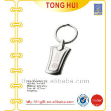 Silver Laser florida key chain/key rings for promotion gifts