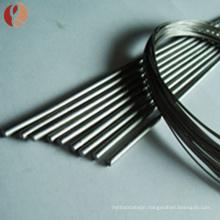 High Quality 0.025 Mm Platinum Coated Nickel superconducting titaniumWire