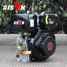 BISON CHINA Refrigerado a Ar 10hp KAMA Diesel Engine