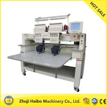 bordados máquina dos cabezal bordado máquina dos tubulares máquina principal del bordado del casquillo
