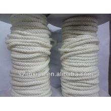 хлопчатобумажной веревки/ хлопок плетеный веревка/ шнур хлопка