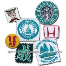 Цифровая служба логотипа вышивки одежды (патч № 2)