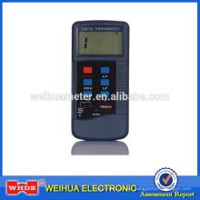 Termómetro digital con K-TYPE Termómetro portátil fácil de transportar TM6801B