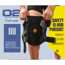 Factory directly supply sports mountaineering kneepad