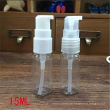Kleine Plastikflasche mit Sprayer (PETB-01)