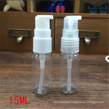 Small Plastic Bottle with Sprayer (PETB-01)