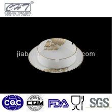 A048 High quality unique ceramic outdoor ashtray