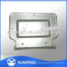 Aluminum Stamping Fabrication Services Sheet Metal Part , aluminum stamping