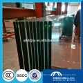 Tempered glass manufacture