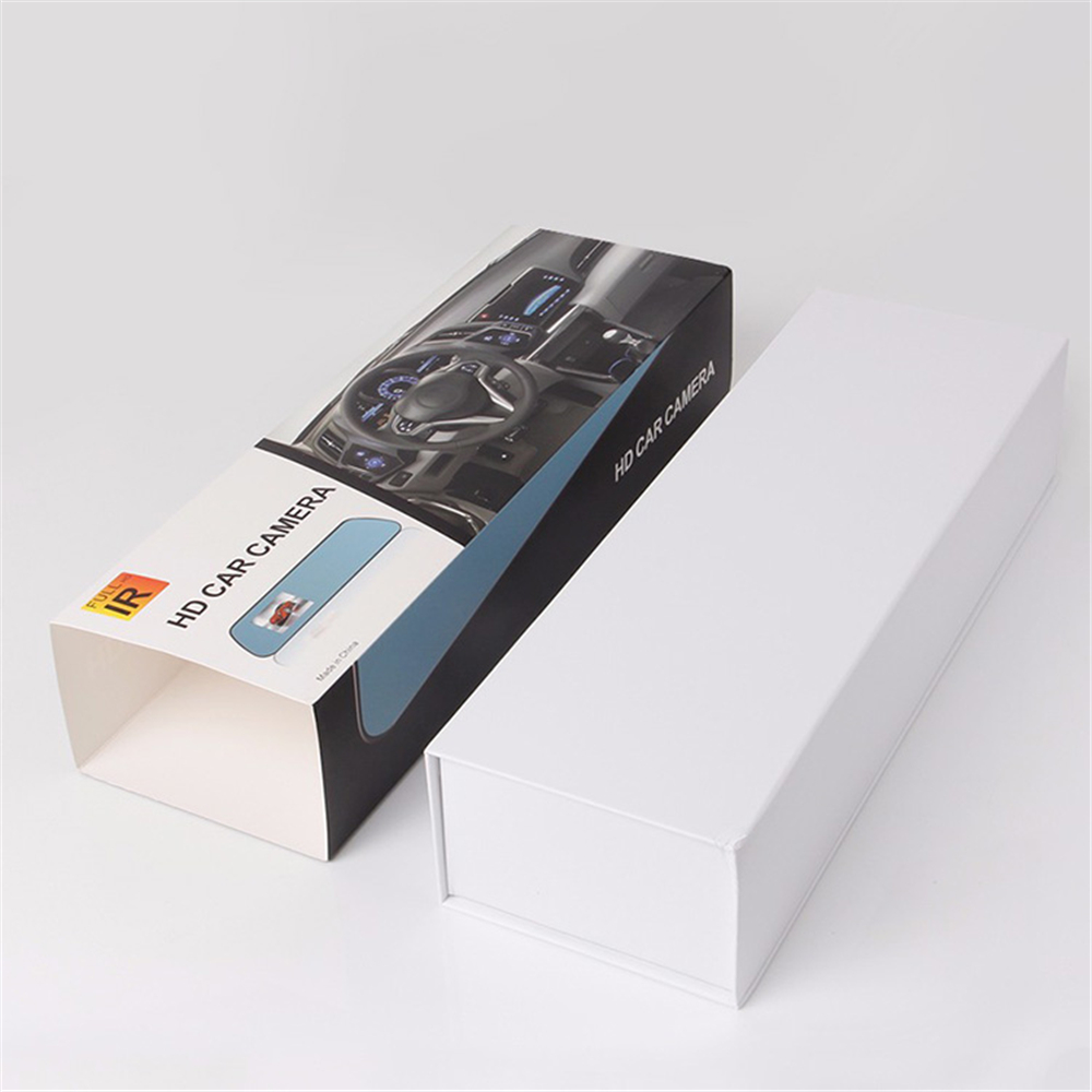 Driving Record Instruments Packaging Paper Box