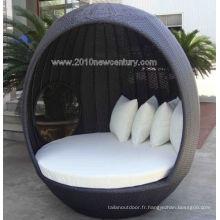 Meubles jardin/plein air meubles/rotin meubles/osier mobilier Chaise Chaise longue (5003)