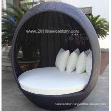 Garden Furniture/Outdoor Furniture/Rattan Furniture/Wicker Furniture Chaise Lounger (5003)