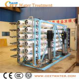 Reverse osmosis membrane pure water systems