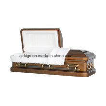 American Style Steel Coffin (18048156)