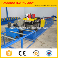 Ridge Cap Forming Machine para perfiles de techos de metal