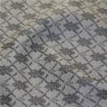Couro sintético da decoração do projeto do hotel do PVC da promoção da fábrica de Dongguan