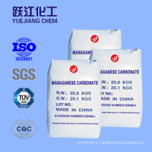 Brown Powder Manganese Carbonate