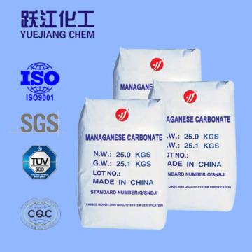 Карбонат марганца (MnCO3 44% мин) с конкурентоспособной ценой