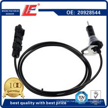 Truck Auto Brake Pad Wear Sensor Transducer Indicator 20928544 21390375 2092 8544 2139 0375 for Volvo Truck