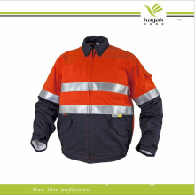Winter Cotton Anti-Acid Reflective Workwear Jacket (KY-U015)