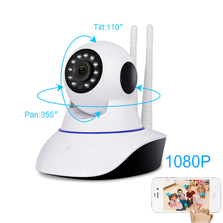 wifi hd 1080p ip camera