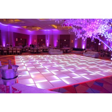 Schermo LED P3.91 Dance Floor impermeabile e sensibile