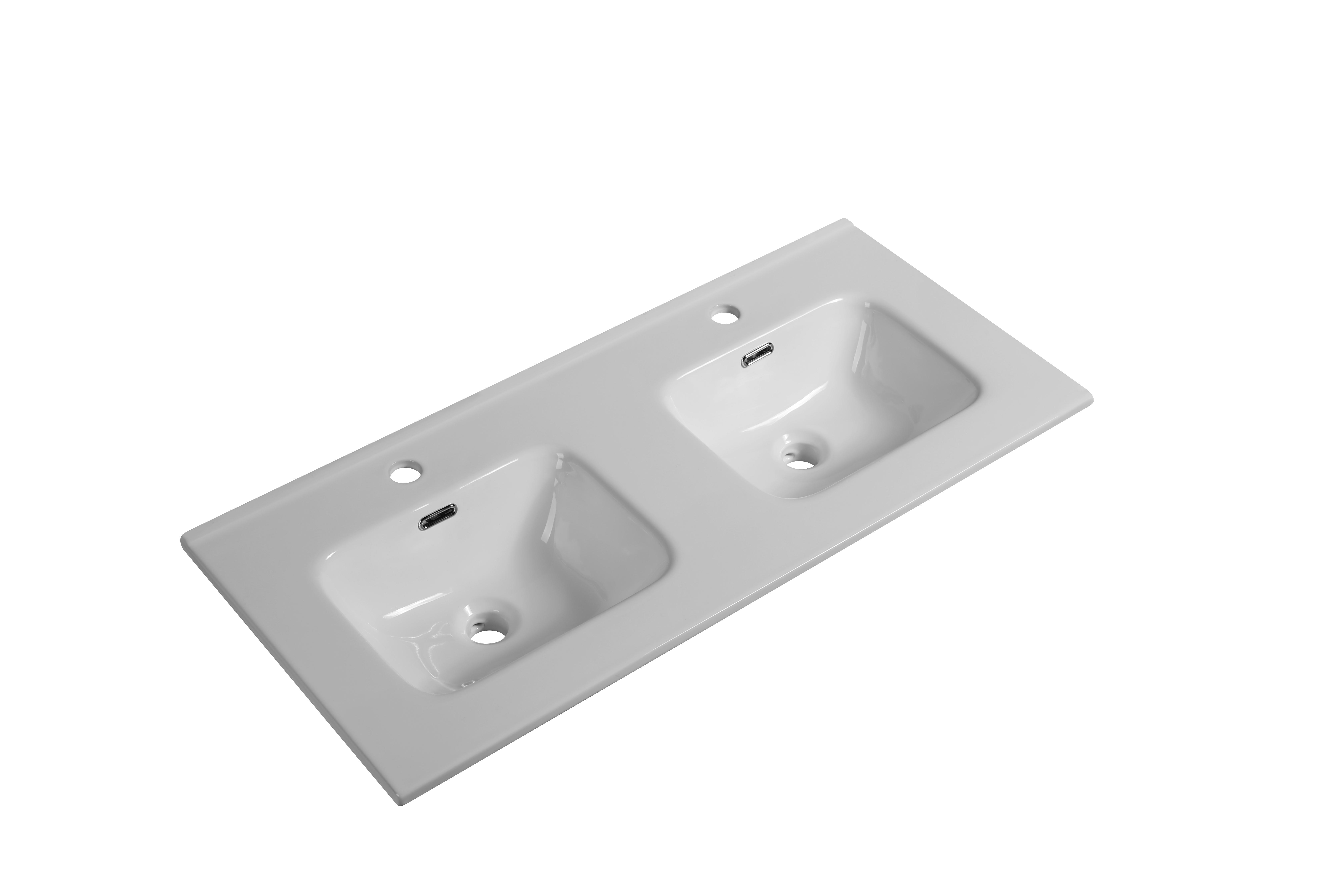 Thin edge Ceramic Wash Basin