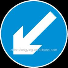 Special Design Widely Used for Traffic List of Road Signs