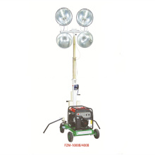 Tour de lumière mobile de qualité fiable