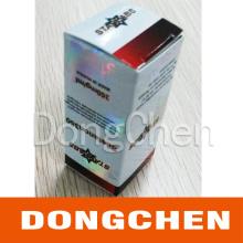 Top Quality Custom Laser Steroid Hologram Pharmaceutical Vial Box