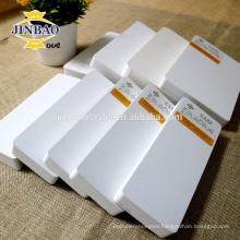 JINBAO Zone pricing pvc foam sheet forex sheet cabinet material