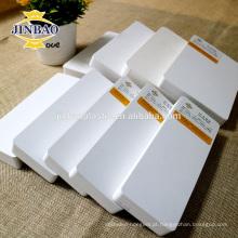JINBAO Zone preços folha de espuma pvc forex material do armário de folha