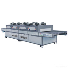 TM-IR Series Large Infrared Conveyor Tunnel Dryer Oven