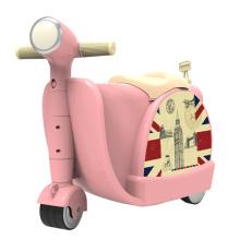 Childern Multi-Purpose Luggage Trolley (H0877022)