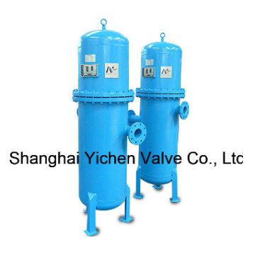 Separador de vapor de agua con bridas (SQS41)