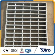 Heavy duty steel floor grating, galvanized steel grating prices