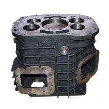 Machining OEM Transmission Gearbox Housing