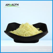 Pó amarelo de ácido a-lipóico de grau cosmético CAS 1077-28-7