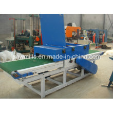 Woodworking Sawmill Double Blade Boards Edge Circular Saw
