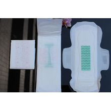 245mm Maxi Lady Sanitary Napkin dengan Wings