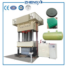 Glass Mat Thermoplastics GMT Molding Hydraulic Press Machine