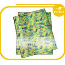 Último Diseño Boda Fabric Wrapper African Headtie, Head Gear, Sego Gele Ipele 2 Unids / set