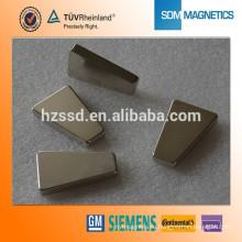 Сегментный неодимовый магнит для двигателя