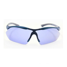Semi-Rimless Sunglasses for Sports with Polarized UV400 Lenses-16301