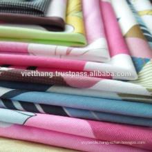 100% Cotton shirting 100*70/CM40*CM40 HIGH QUALITY FROM VIETNAM