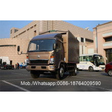 Transport Cargo 4x2 Commecial Box Truck