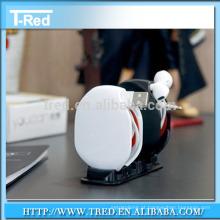 Enrolador de fone de ouvido, organizador de carregador para carregador de celular magnético